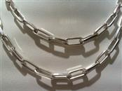 Silver Link Chain 925 Silver 26.7g